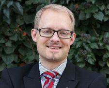 Portrait von Pfarrer i.P. Dr. Fabian Kliesch; Quelle: Fabian Kliesch