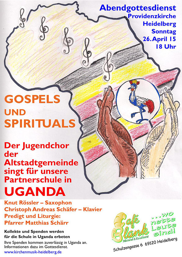 Quelle: Altstadtgemeinde/Jugendchor