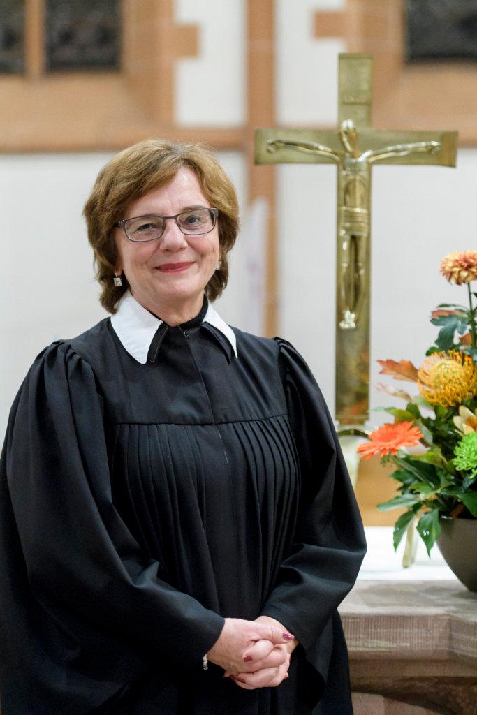 Portrait Dr. Marlene Schwöbel-Hug; Quelle: Philipp Rothe